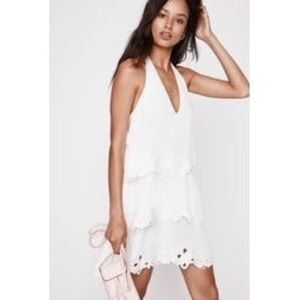NWT Rebecca Minkoff Chalk Rica Dress